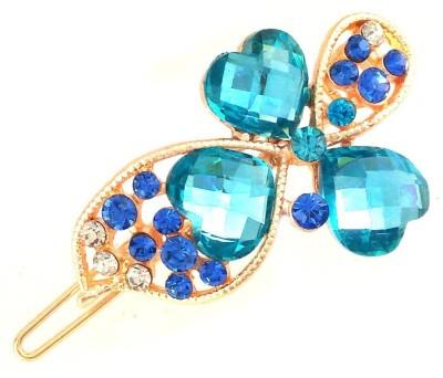 Anmita AT-361-BLUE Hair Clip