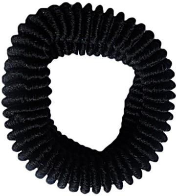 DCS Elastic woolen Black Rubber Band