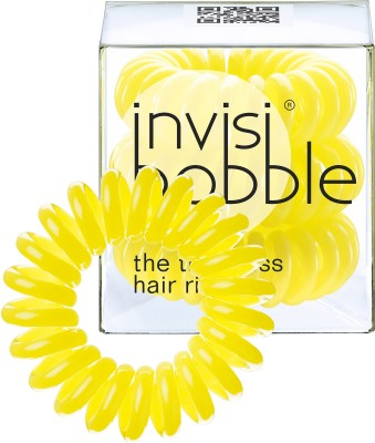 Invisibobble Traceless Ring Submarine Yellow Rubber Band