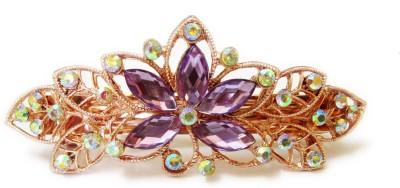 Trendz Collections Crown Design Hair Clip