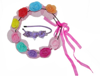 Juhi Tiara with band Hair Accessory Set