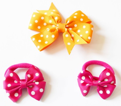 Niyano Hair Accessories Combo Pack - Set of 3 Hair Accessory Set