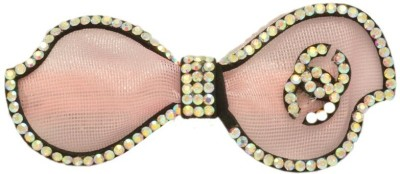 Shopaholic Fashion Bow Side Hair Clip