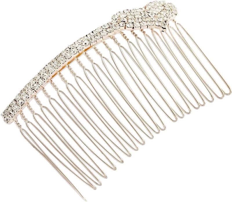 20Dresses Cupids Diamond Heart Hair Clip