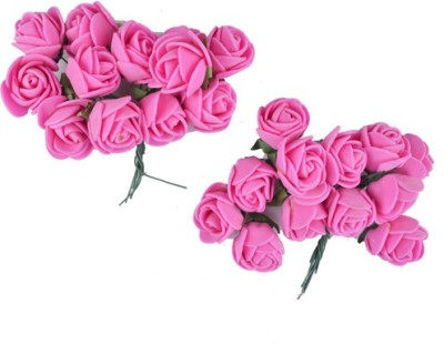 Majik Accessories Flowers Hair Clip