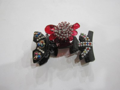 Apsara Butterfly Hair Claw