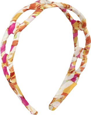 Fayon Casual Multicolor Circle Hair Band