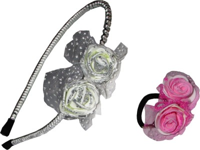 GD Floral Hair Accessory Set