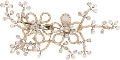 RG Bridal Silver Hair Accessory Set