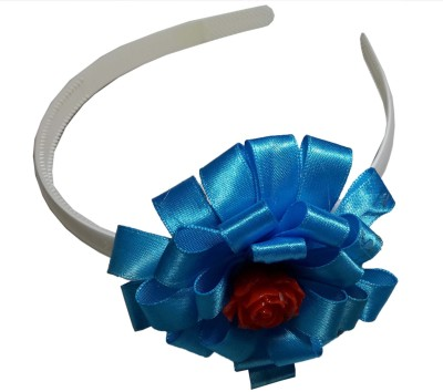 Apeksha Arts Blue Floral Hair Band Head Band
