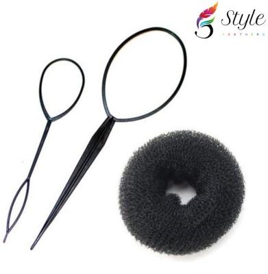 Style Feathers SF-Hair-bun-Maker Bun
