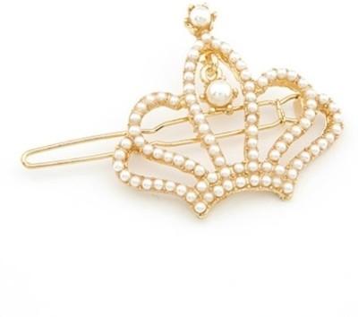 Crunchy Fashion Crown Hair Pin