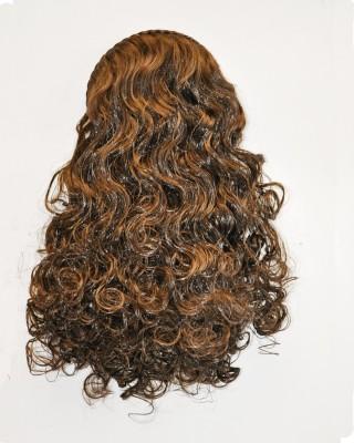 Women Trendz Dark Brown Hair Band Hair Styling Hair Accessory Set