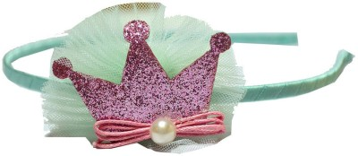 Pikaboo Crown With A Pearl Hair Band