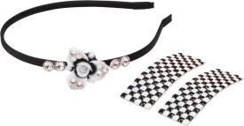 Takspin Spike Band & Clips Set Hair Accessory Set