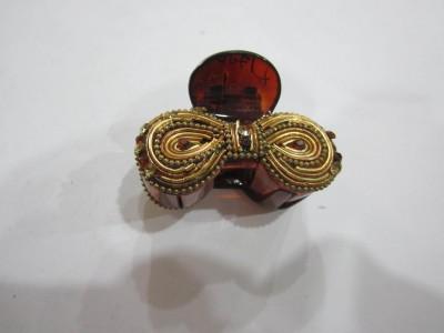 Apsara butterfly Hair Clip
