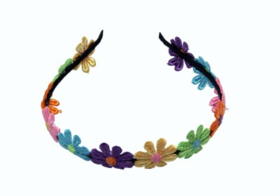 Anch All time Cute Floral Hair Band