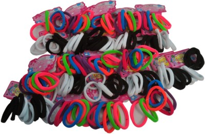 ARIP Hair Rubber Band (Pack of 180) Rubber Band
