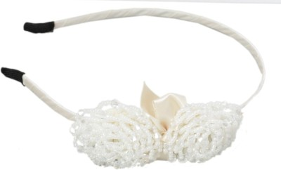 Shopaholic Fashion Hand Made Crystal Flower Hair Band