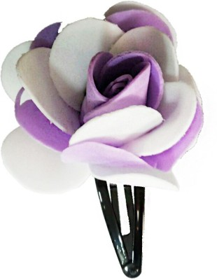 Opc Beautiful Floral Hair Accessory Tic Tac Clip