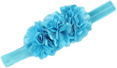 Pikaboo Blossom Sequence Baby Head Band(Blue)