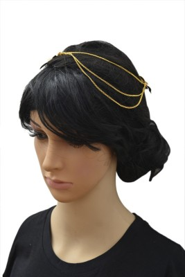 Shopaholic Fashion Designer Hair Chain