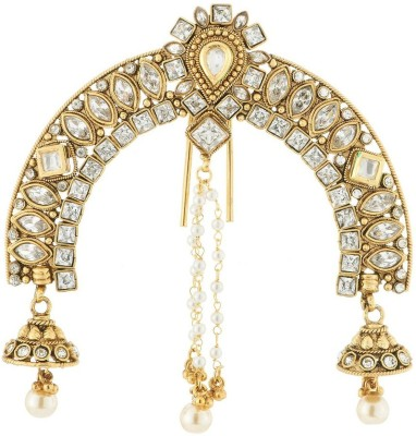 Satyam Jewellery Nx Brooch Hair Pin