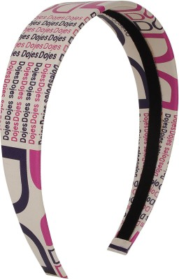 JUSF2 Multicolor Hair Band