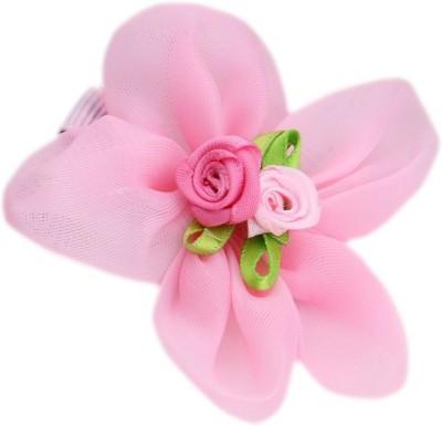Angel Closet Chiffon Flower Hair Clip