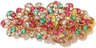 Trendz Collections Multi Color Hair Clip