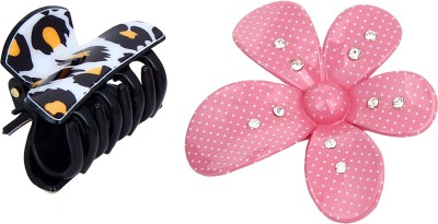 JUSF2 Pin and Clip Hair Accessory Set