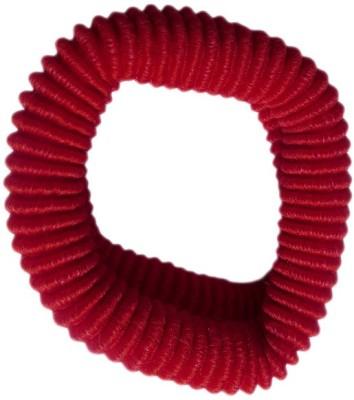 DCS Elastic Woolen Maroon Rubber Band