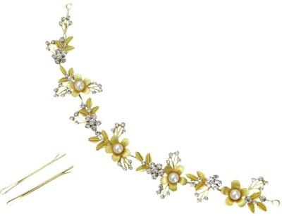 VOGUE Hair Accessories Wedding Tiara Hair Accessory Set
