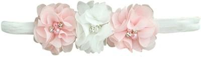 BabyZinnia Rosset Diamond pearl embellished Head Band