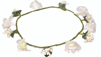 Loops n knots tiara Head Band