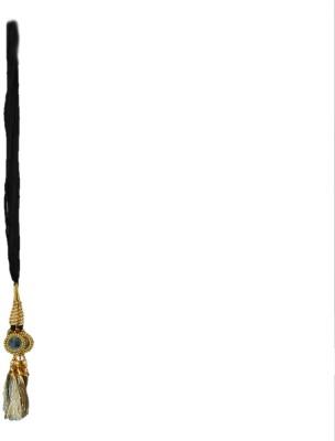 Anahi Punjabi Praandi Braid Extension(Black, Silver)