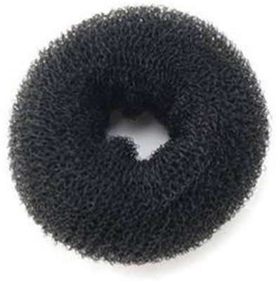 GalexiaR Magic Hair Style Donut Maker Nylon Wire Stretchable Ring Size-S 6cm For Bun