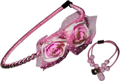 GD Floral Hairband Hair Accessory Set