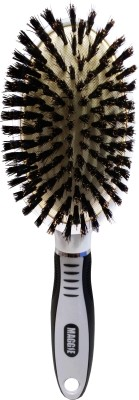 Maggie Oval Hair Brushes Over Soft Gripper