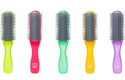 Kent Combo AHGLO1 Everyday Combing & Styling Brush Set of 5