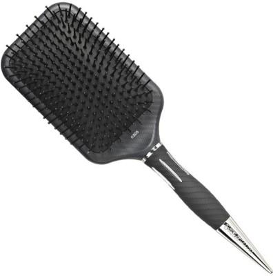 Kent Salon KS05 Grooming & Straightening Brush for Fine & Long Hair