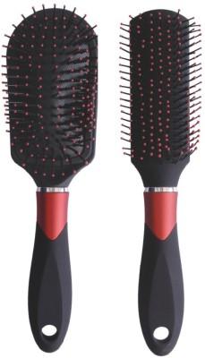 Babila CUSHIONED & FLAT HAIR BRUSH-C