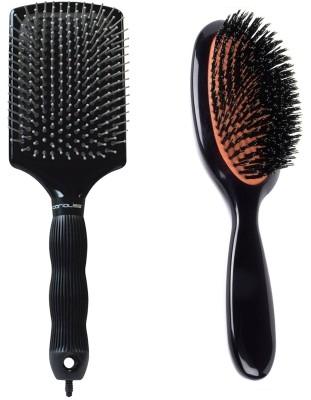 Corioliss Professional Styling Hair Brush Set 6