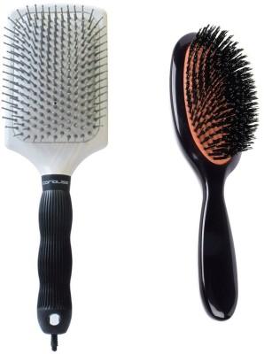Corioliss Professional Styling Hair Brush Set 3