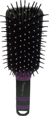 Pinkees Paddal Hair Brushes With Nylon Bristles