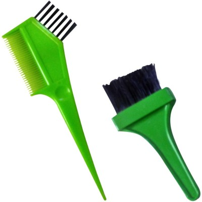 Indus valley Coloring Brush with Comb & Henna Brush Kit