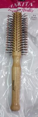 Ankita Wooden Round Brush