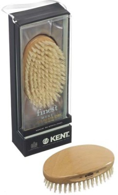 Kent Super-Premium Real Cherrywood Pure Bristles Dressing