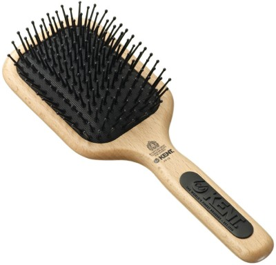 Kent PF18 Real Beechwood Medium Size Combing, Styling & Setting Brush
