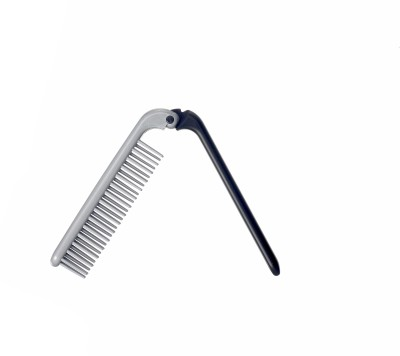 Kent KFM4 Styler Travel Size Folding Brush